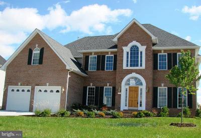 Stephens City Single Family Home For Sale: Lot 2 Inez Lane