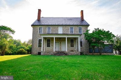 Frederick County Single Family Home For Sale: 182 Silent Hill Lane