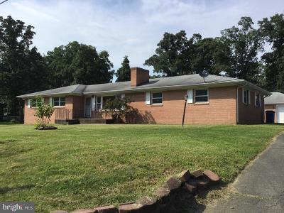 Frederick County Single Family Home For Sale: 1075 Tasker Road