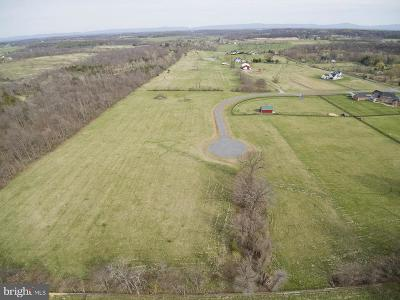 Frederick County Residential Lots & Land For Sale: Lot 3 Miller Road