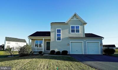 Stephens City Single Family Home For Sale: 102 Cheltenham Drive