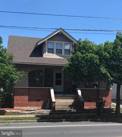 Frederick County Single Family Home For Sale: 5256 Main Street