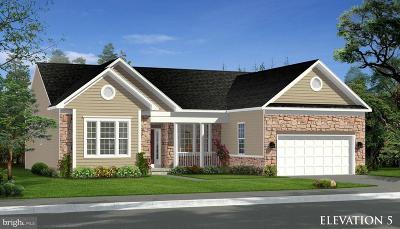 Stephens City Single Family Home For Sale: Bridgewater Drive #MAGNOLIA