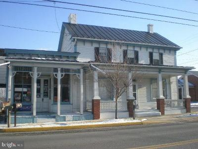 Frederick County Rental For Rent: 5296 Main Street #2