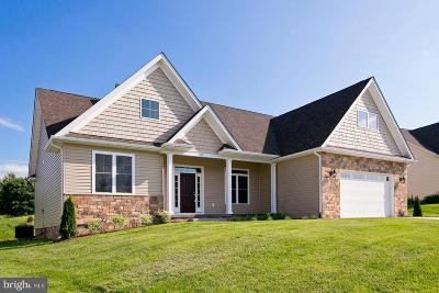 Winchester Single Family Home For Sale: Harold