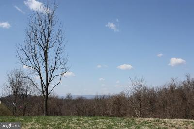 Frederick County Residential Lots & Land For Sale: Apple Pie Ridge Road