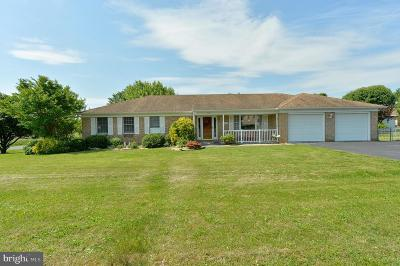 Stephens City Single Family Home Active Under Contract: 202 Craig Drive