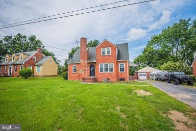 Winchester Single Family Home For Sale: 121 Garber Lane