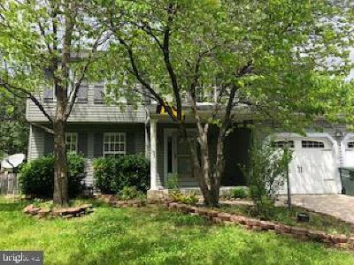 Stephens City Single Family Home For Sale: 461 Westmoreland Drive