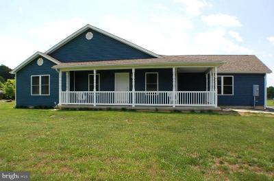 Winchester Single Family Home For Sale: 299 Green Spring Rd