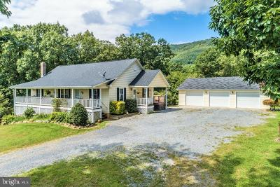 Frederick County Single Family Home For Sale: 460 Hedrick Lane