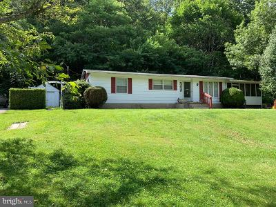 Winchester Single Family Home For Sale: 940 Wardensville Grade