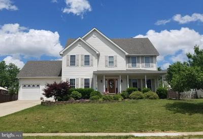 Winchester Single Family Home For Sale: 148 Kinross Drive