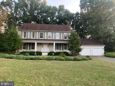 Winchester Single Family Home For Sale: 107 Country Squire Lane