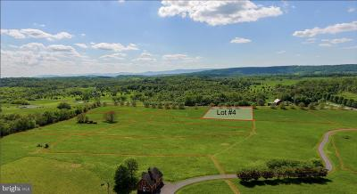 Frederick County Residential Lots & Land For Sale: Lot 4 Jones Road