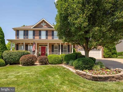 Stephens City Single Family Home For Sale: 122 First Manassas Place