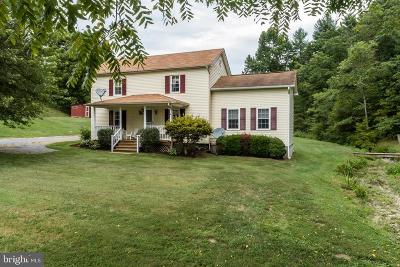 Winchester Single Family Home For Sale: 2252 Green Spring Road
