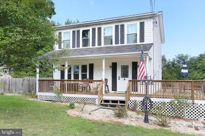 Frederick County Single Family Home For Sale: 109 Parkwood Circle