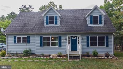Winchester Single Family Home For Sale: 410 Cardinal Drive