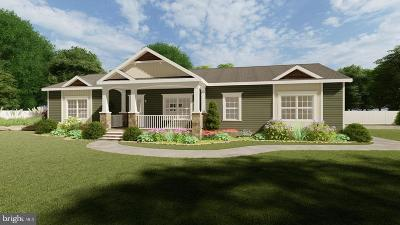 Stephens City Single Family Home For Sale: Lot 3 Arapaho Lane