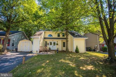Stephens City Single Family Home For Sale: 114 Deer Hill Court