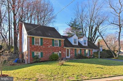 Fairfax, Fairfax Station Single Family Home For Sale: 9529 Stevebrook Road