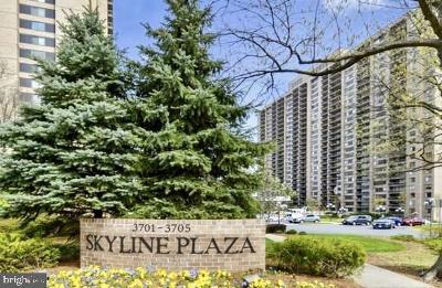 Falls Church Rental For Rent: 3705 S George Mason Drive #1604S