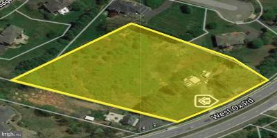 Fairfax Residential Lots & Land For Sale: 3611 W Ox Road