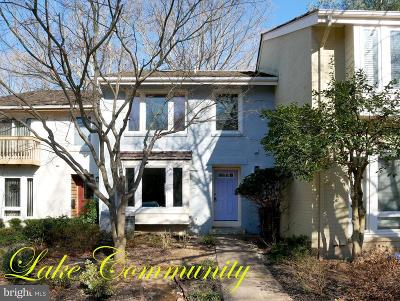 Reston Townhouse For Sale: 2047 Chadds Ford Drive