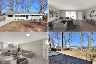 Springfield Rental For Rent: 7412 Hogarth Street