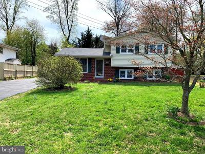 Annandale Single Family Home For Sale: 3932 Lincolnshire Street