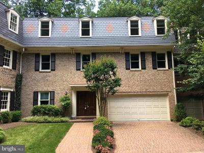 McLean Townhouse For Sale: 1302 Skipwith Road