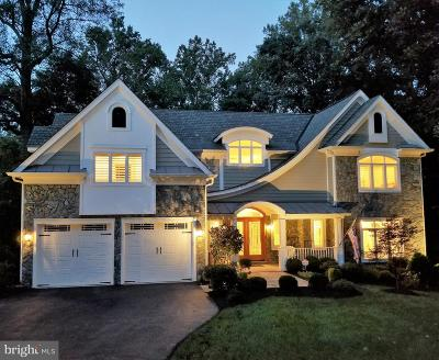 McLean Single Family Home For Sale: 6514 Brawner Street
