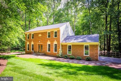 Fairfax Station Single Family Home For Sale: 11007 Hampton Road