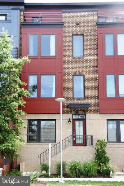 Fairfax Townhouse For Sale: 2961 Eskridge Road