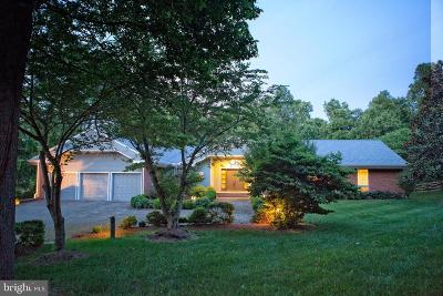 Fairfax County Single Family Home For Sale: 607 Deerfield Pond Court