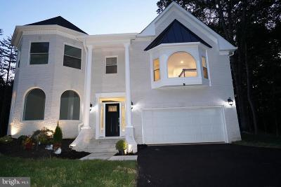 Fairfax Station Single Family Home For Sale: 6108 Arrington Drive