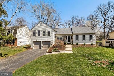 Centreville Single Family Home Under Contract: 15108 Honsena Drive