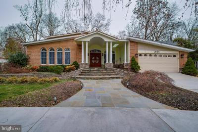 Annandale, Falls Church Single Family Home For Sale: 7524 Arlington Boulevard