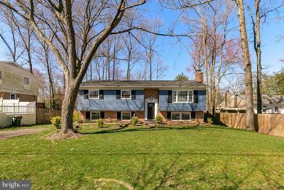 Alexandria Single Family Home For Sale: 8620 Curtis Avenue