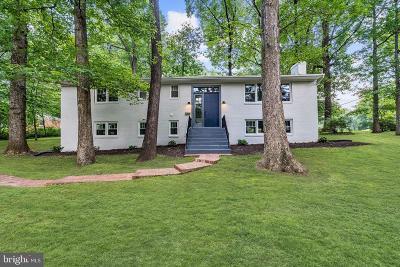 Fairfax, Fairfax Station Single Family Home For Sale: 9215 Saint Marks Place