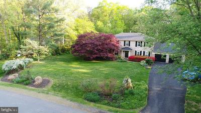 Oakton Single Family Home Active Under Contract: 10905 Justin Knoll Road