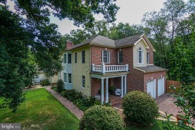 Alexandria VA Single Family Home For Sale: $1,200,000