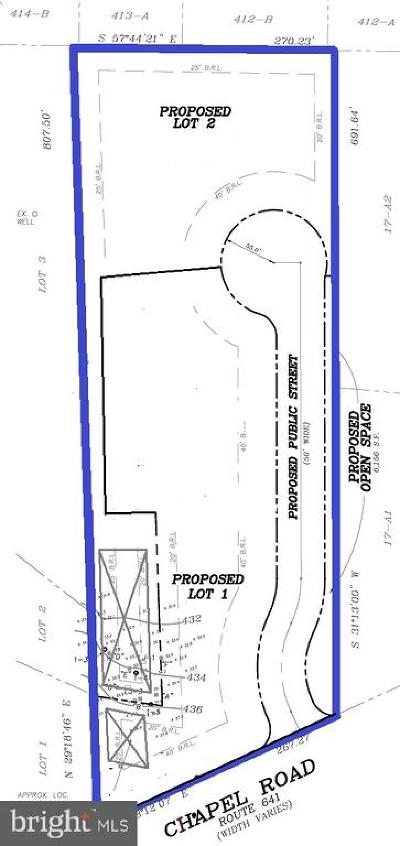 Fairfax Station Residential Lots & Land For Sale: 11112 Chapel Road