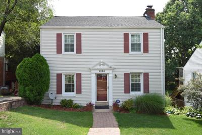 Falls Church Single Family Home For Sale: 2825 Greenway Boulevard