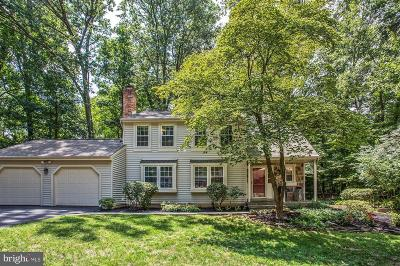 Burke, Fairfax City Single Family Home For Sale: 5841 New England Woods Drive