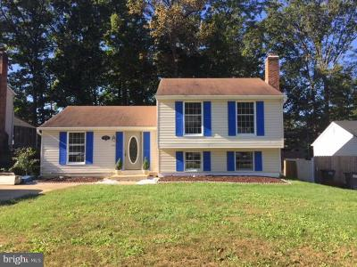 Lorton Single Family Home For Sale: 9108 Ashmeadow Court