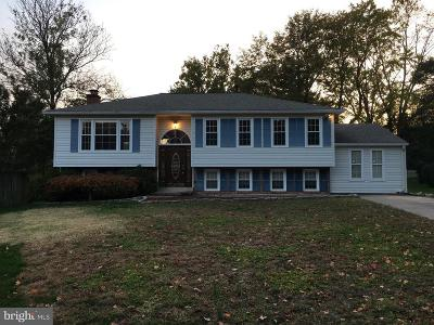 Burke Single Family Home For Sale: 5302 Carthage Lane