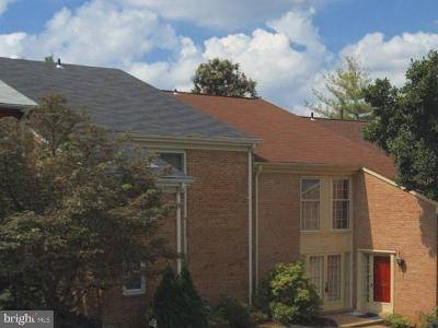 Annandale, Falls Church Townhouse For Sale: 2026 Hopewood Drive