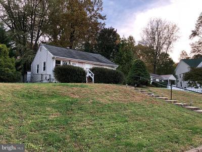 Falls Church Single Family Home For Sale: 7707 Lunceford Lane